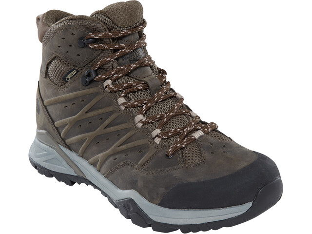 00d3dd42d77 The North Face Hedgehog Hike II Mid GTX Shoes Men tarmac green/burnt olive  green